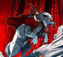 Red Riding Hood by Nahum Ziersch