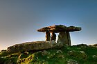 The Poulnabrone Dolmen by John Quinn