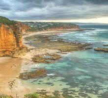 Great Ocean Road: Eagle Rock by Lawrie McConnell