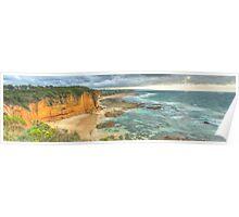 Great Ocean Road: Eagle Rock Poster