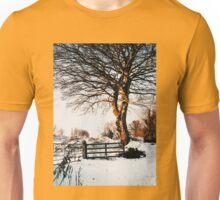 Snow and sunshine Unisex T-Shirt
