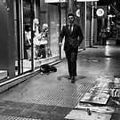 The happy yappie walk  by StamatisGR