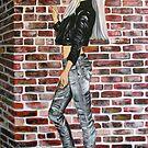 Acid brick by Gay Henderson