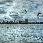 St Kilda, Melbourne by Lawrie McConnell