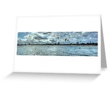 St Kilda, Melbourne Greeting Card