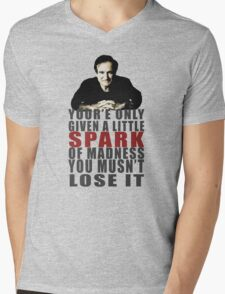Little spark of madness....don't lose it Mens V-Neck T-Shirt