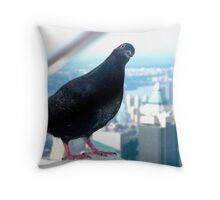 Flying very high! Throw Pillow