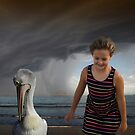 Isabella and the pelican by Jennifer Eurell