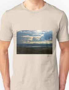 Looking to Inch Island, County Donegal Unisex T-Shirt