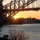 Sydney Sunrise by glenlea