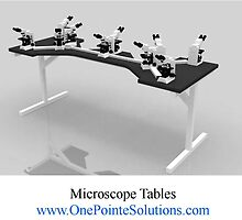 Microscope Tables by onepointe1