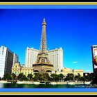 Paris in Vegas..? by sunriserjay