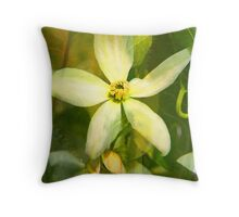 A Whiff of Spring Throw Pillow