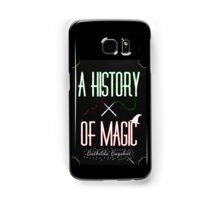 History Of Magic 2 Samsung Galaxy Case/Skin