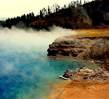 Yellowstone Ponds by Kater2009
