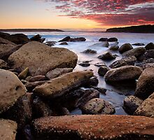 Sunset Color by Michael Chong