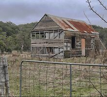 Dilapidated in Carlsruhe by Larry Lingard-Davis