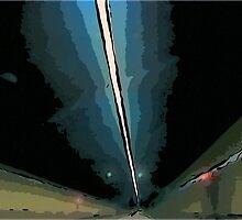 GF freeway tunnel by vampvamp