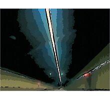 GF freeway tunnel Photographic Print