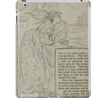 Kate Greenaway Collection 1905 0558 Poor Nelly iPad Case/Skin