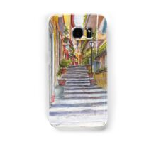 Bellagio Street Aquarelle Samsung Galaxy Case/Skin