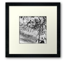 Chimes of Canterbury Framed Print