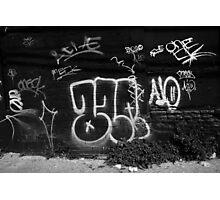 Graffiti - Old Market Street Photographic Print
