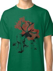 Reindeer drawing Classic T-Shirt