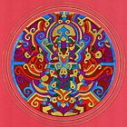 Himalayan Inspirations`The Hidden Buddha' by sharpie