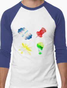 John Green Books  Men's Baseball ¾ T-Shirt