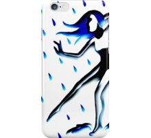 Rain Goddess Illuminated iPhone Case/Skin
