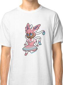 Pokemon - Human Sylveon Classic T-Shirt