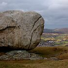 Cloughmore Stone, Rostrevor by Philip Bateman