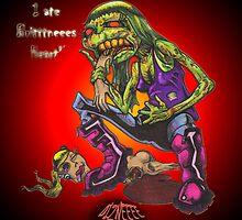 diznee zombie by dude-lebowski