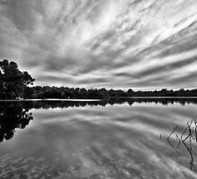 Lake Wagardu, WA by Jonathan Stacey
