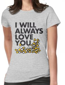 LOVE DRUG Womens Fitted T-Shirt
