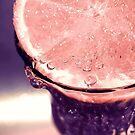 pink grapefruit by Angel Warda
