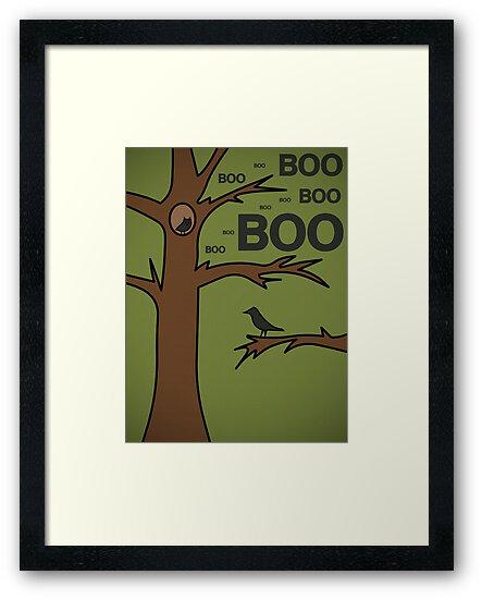 Boo boo... by buyart