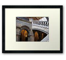Not Hogwarts Castle… Framed Print