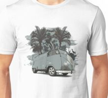 Classic Split Screen Camper T-Shirt Unisex T-Shirt
