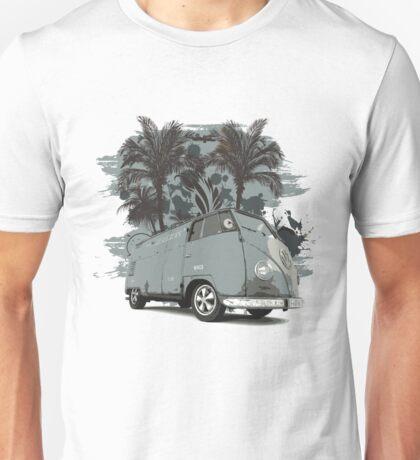 Classic Split Screen Camper T-Shirt Unisex T-Shirt