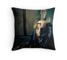 and one for me Throw Pillow