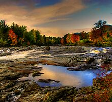 EAST AUSABLE RIVER  by MIKESANDY