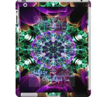 julian power crystal iPad Case/Skin