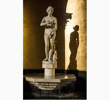 Venus de' Medici and Her Shadow  Unisex T-Shirt
