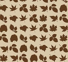 An Unbe-leaf-able Pattern by SarahEarly