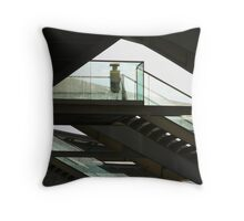 extinguished Throw Pillow