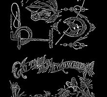 New Sample Book of Our Artistic Perforated Parchment Stamping Patterns Kate Greenaway, John Frederick Ingalls 1886 0103 Inverted by wetdryvac