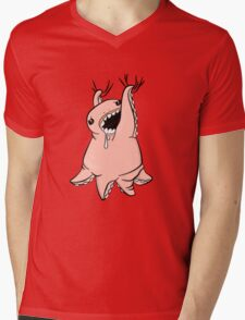 Pepito the Octopus Mens V-Neck T-Shirt