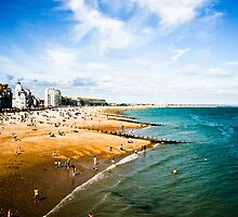 Eastbourne summer by carla-marie